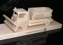 Spreaders   snow plows wooden toys   gifts for the driver