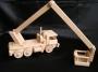 Truck Assembly car platform Gift