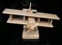 Gift plane biplane, for pilot